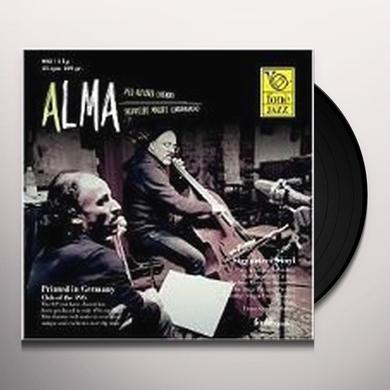 Peo Alfonsi & Salvatore Maiore ALMA Vinyl Record