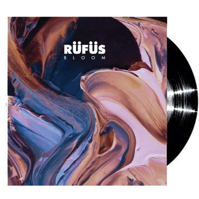 Rufus BLOOM Vinyl Record - Australia Release