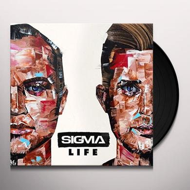 Sigma LIFE Vinyl Record - UK Import