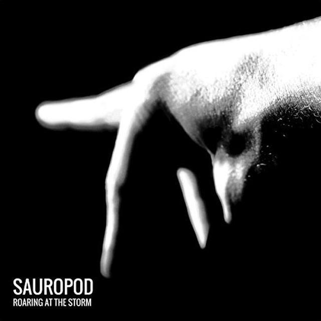 SAUROPOD ROARING AT THE STORM Vinyl Record - UK Import