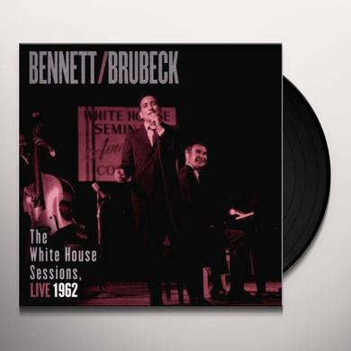 Tony Bennett / Dave Brubeck WHITE HOUSE SESSIONS - LIVE 1962 Vinyl Record