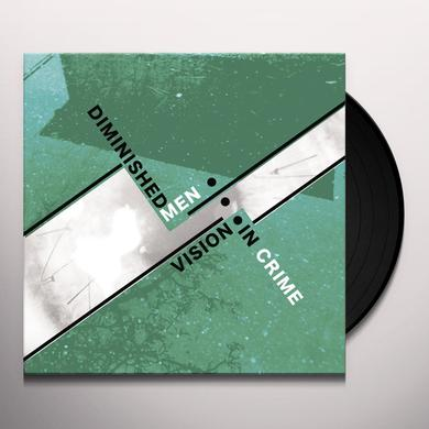 Diminished Men VISION IN CRIME Vinyl Record