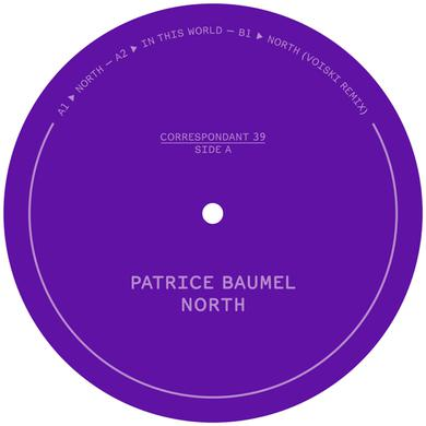 Patrice Bäumel NORTH Vinyl Record