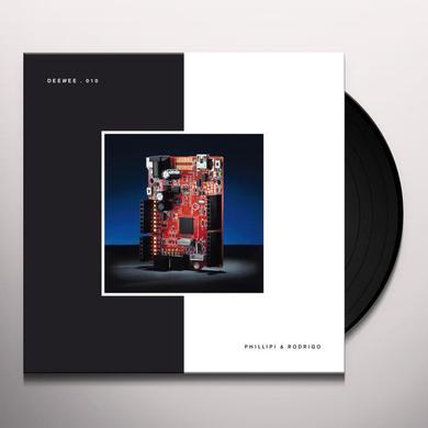PHILLIPI & RODRIGO KARMA / GUETO DE GENT Vinyl Record