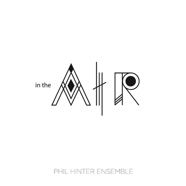 Phil Hinter IN THE AIR Vinyl Record