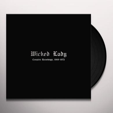 Wicked Lady COMPLETE RECORDINGS 1969-1972 Vinyl Record