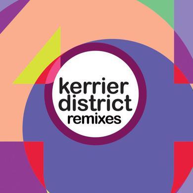 Kerrier District 4 (REMIXES) Vinyl Record