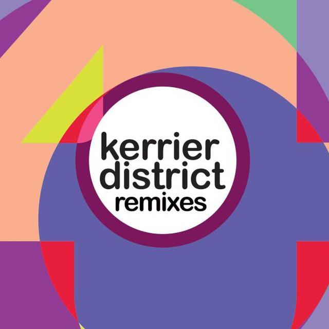 Kerrier District 4 (REMIXES) Vinyl Record - Remixes