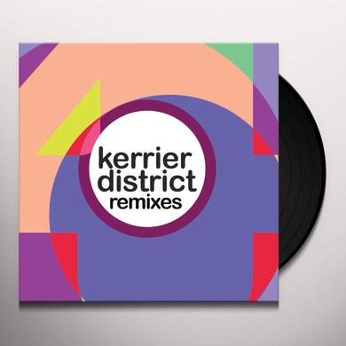 Kerrier District 4 (REMIXES) Vinyl Record - Remixes