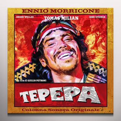 Ennio Morricone TEPEPA / O.S.T. Vinyl Record