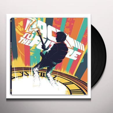 Alan Silverstri BACK TO THE FUTURE PART I (SCORE) / O.S.T. Vinyl Record - Gatefold Sleeve