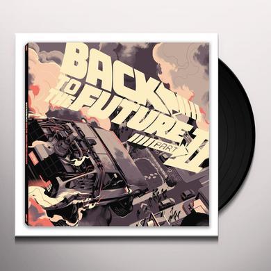 Alan Silverstri BACK TO THE FUTURE PART II (SCORE) / O.S.T. Vinyl Record - Gatefold Sleeve