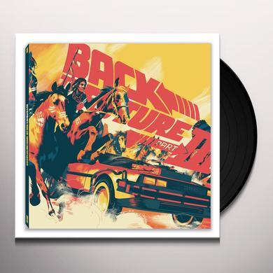 Alan Silverstri BACK TO THE FUTURE PART III (SCORE) / O.S.T. Vinyl Record - 180 Gram Pressing