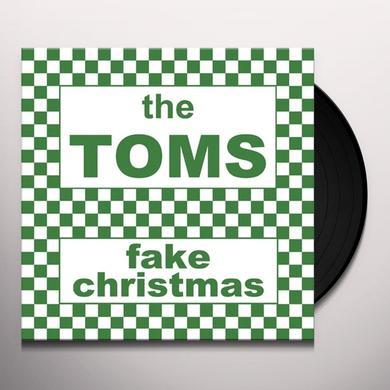Toms FAKE CHRISTMAS Vinyl Record