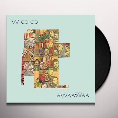 Woo AWAAWAA Vinyl Record