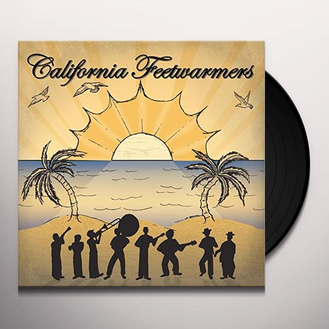 CALIFORNIA FEETWARMERS Vinyl Record