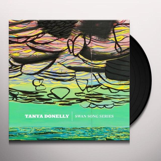 Tanya Donelly SWAN SONG SERIES Vinyl Record