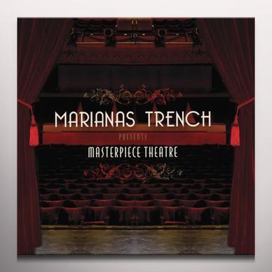 Marianas Trench MASTERPIECE THEATRE (BONUS TRACK) (BURG) Vinyl Record - Colored Vinyl