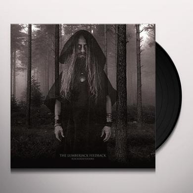 LUMBERJACK FEEDBACK BLACKENED VISIONS Vinyl Record