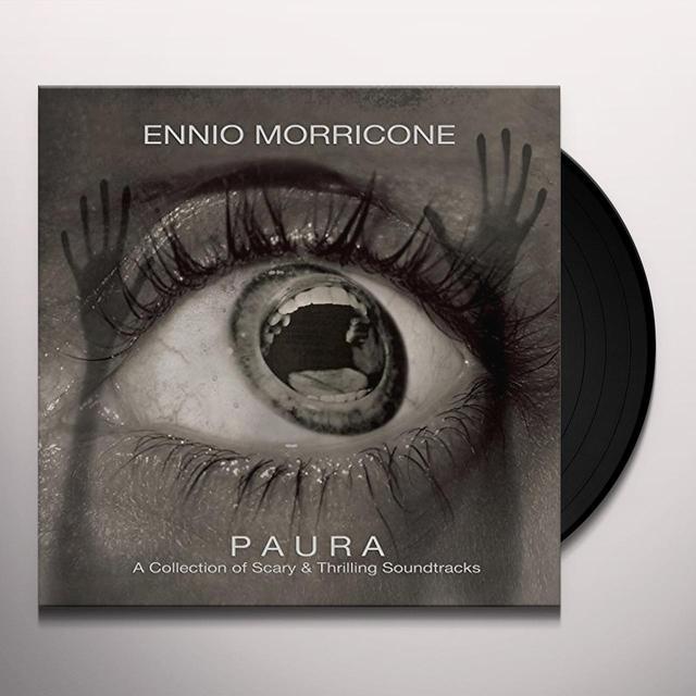 Ennio Morricone PAURA (COLL. OF SCARY & THRILLING SOUNDTRACKS) OST Vinyl Record