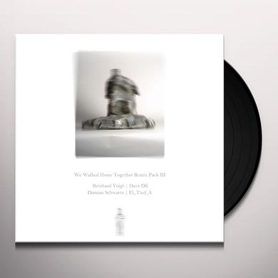 El-Txef-A WE WALKED HOME TOGETHER REMIX PACK III Vinyl Record