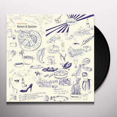Reinhard Voigt REISEN & SPEISEN Vinyl Record