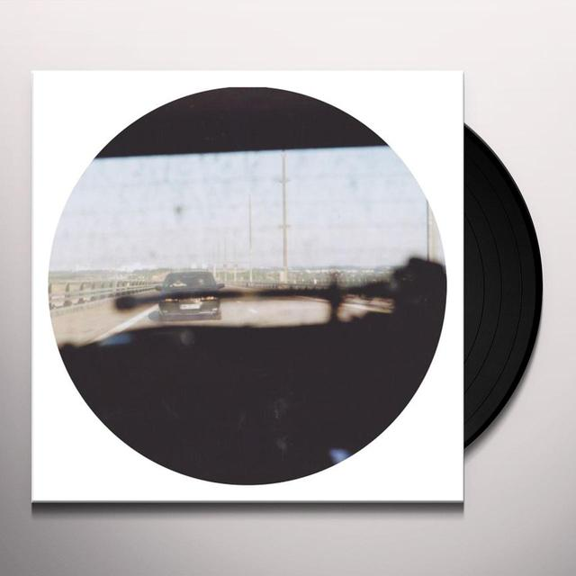 Eddie Ness AFRO Vinyl Record