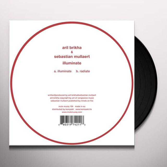 Aril Brikha & Sebastian Mullaert ILLUMINATE Vinyl Record
