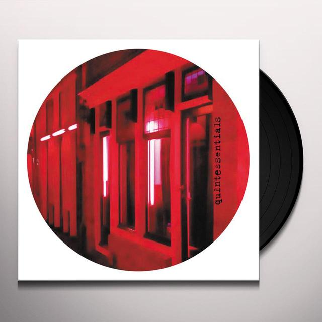 Borrowed Identity RED LIGHT JACKERS Vinyl Record