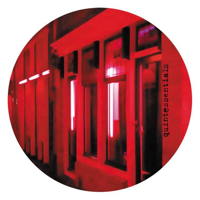 Borrowed Identity RED LIGHT JACKERS Vinyl Record