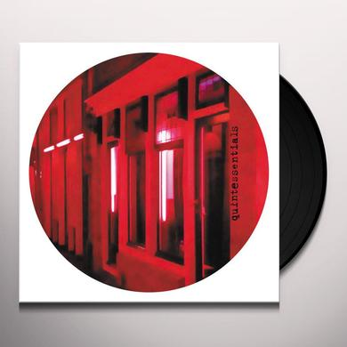 Borrowed Identity RED LIGHT JACKERS (EP) Vinyl Record