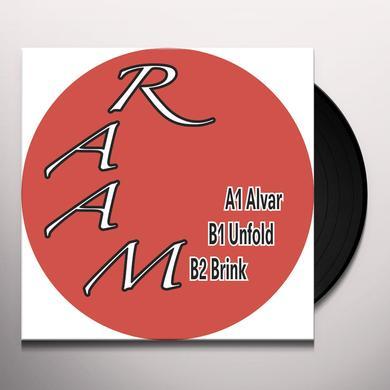RAAM 004 Vinyl Record