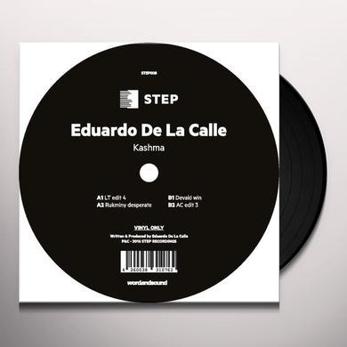 Eduardo De La Calle KASHMA Vinyl Record