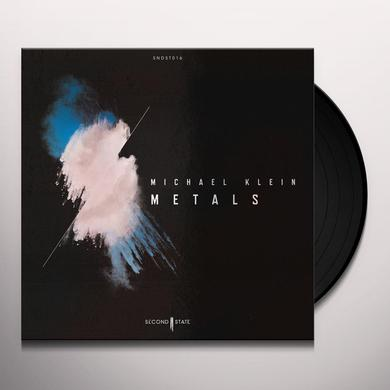 Michael Klein METALS Vinyl Record