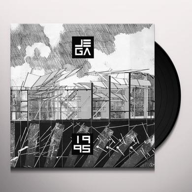 Jega 1995 Vinyl Record