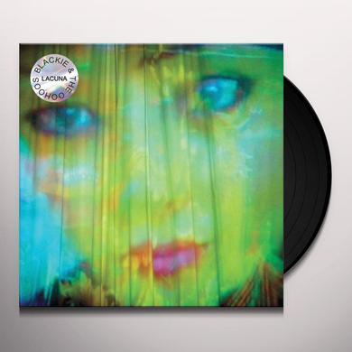 BLACKIE & THE OOHOOS LACUNA Vinyl Record - w/CD