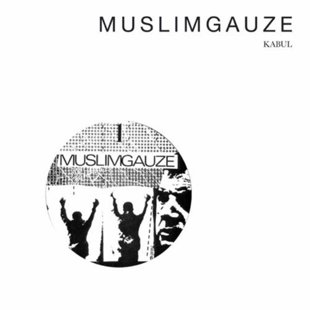 Muslimgauze KABUL Vinyl Record - Limited Edition