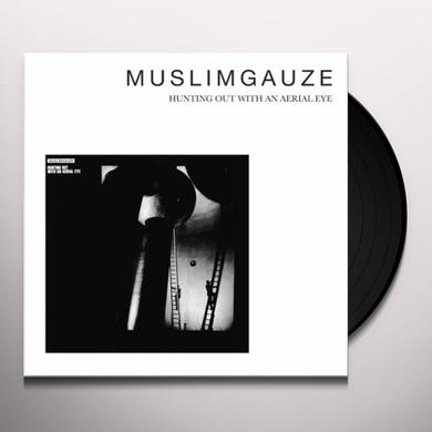 Muslimgauze HUNTING OUT WITH AN AERIAL EYE Vinyl Record - Limited Edition