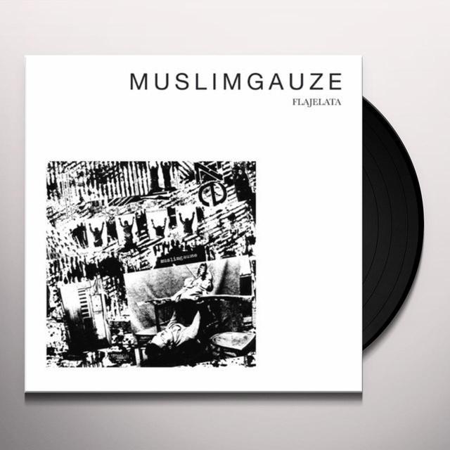Muslimgauze FLAJELATA Vinyl Record - Limited Edition