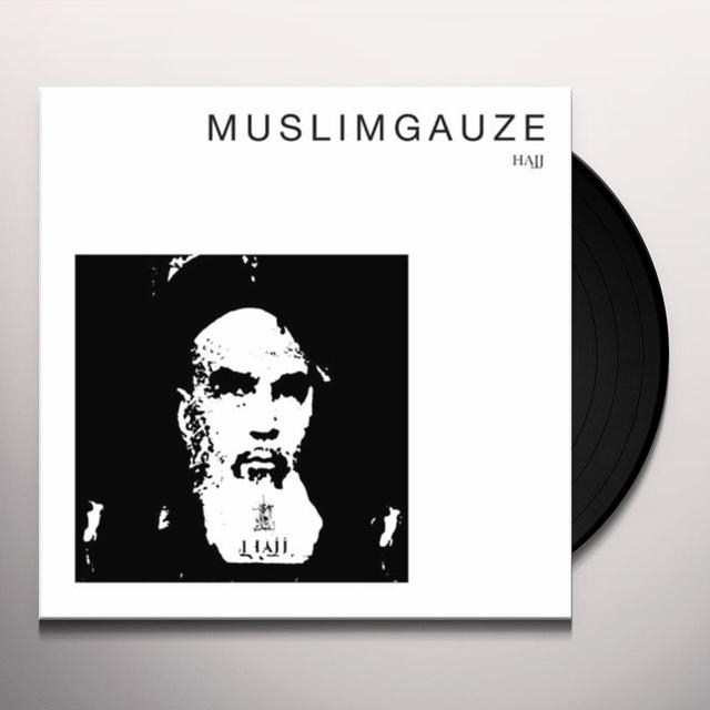 Muslimgauze HAJJ Vinyl Record - Limited Edition