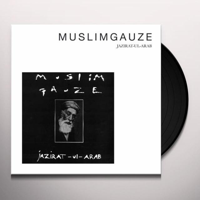 Muslimgauze JAZIRAT-UL-ARAB Vinyl Record - Limited Edition