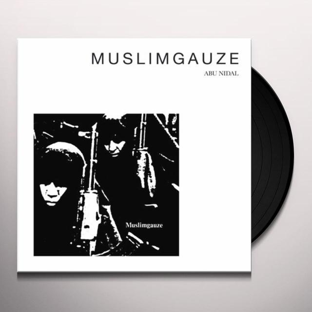 Muslimgauze ABU NIDAL Vinyl Record - Limited Edition