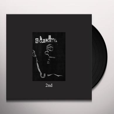 Clock DVA 2ND Vinyl Record - Limited Edition