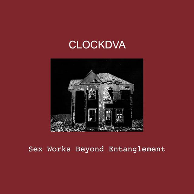 Clock DVA SEX WORKS BEYOND ENTANGLEMENT Vinyl Record - Limited Edition