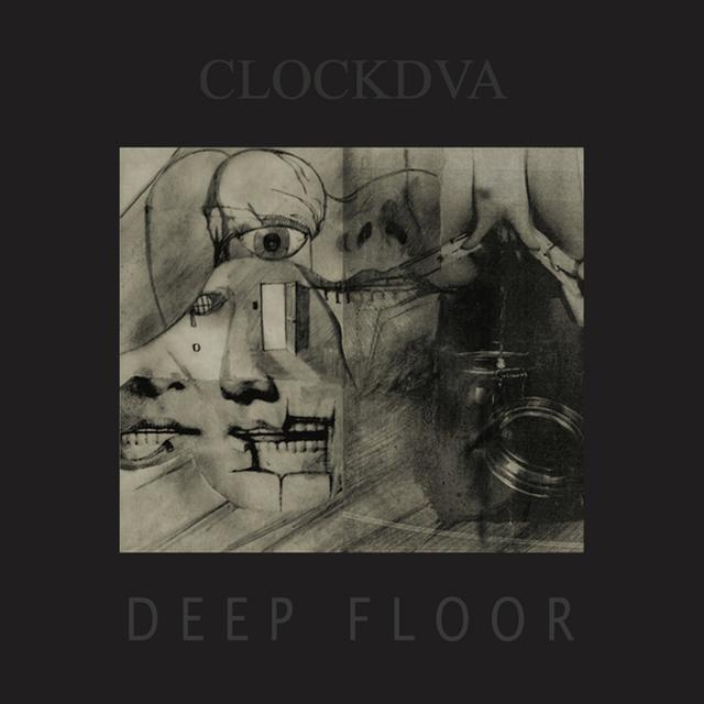 Clock DVA DEEP FLOOR Vinyl Record - Limited Edition
