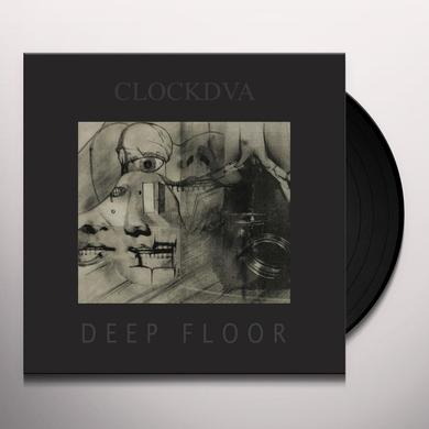 Clock DVA DEEP FLOOR Vinyl Record - Limited Edition