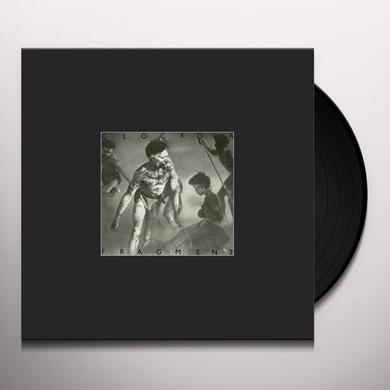 Clock DVA FRAGMENT Vinyl Record - Limited Edition