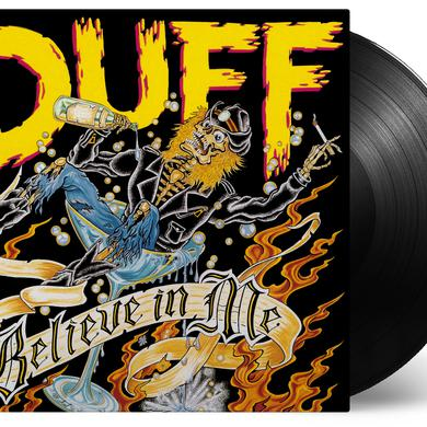 Duff Mckagan BELIEVE IN ME Vinyl Record