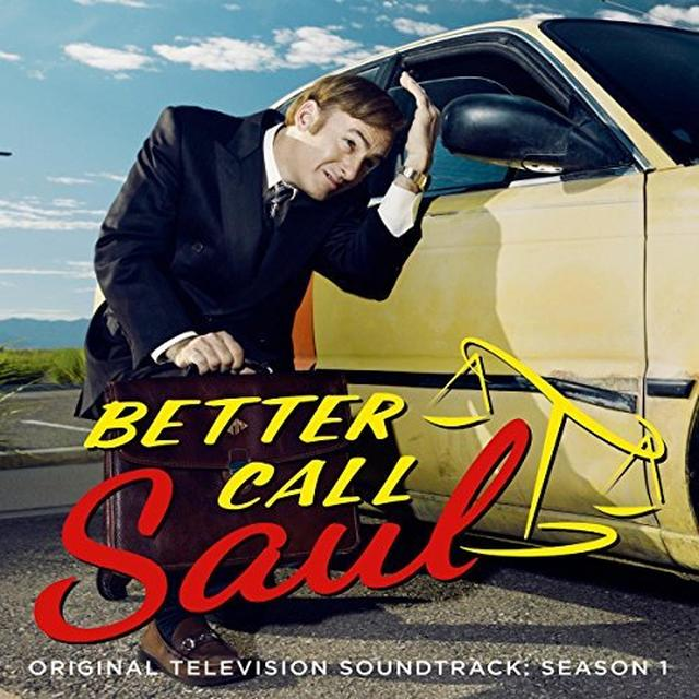 BETTER CALL SAUL: SEASON 1 / O.S.T. (HOL) BETTER CALL SAUL: SEASON 1 / O.S.T. Vinyl Record