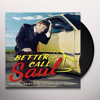 BETTER CALL SAUL: SEASON 1 / O.S.T. (HOL) BETTER CALL SAUL: SEASON 1 / O.S.T. Vinyl Record - Holland Import